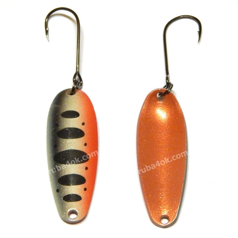 Custom Baits Woodoo цвет 12