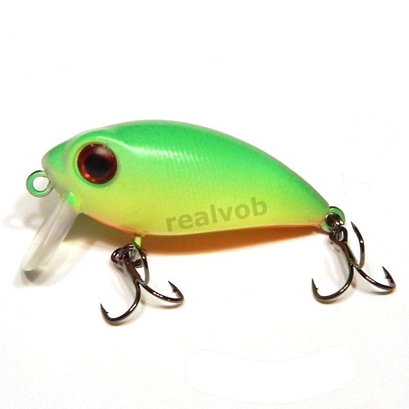 Воблер RealVob Energetic Lux SSR цвет 009