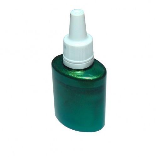 Пигмент Зеленый Перламутр