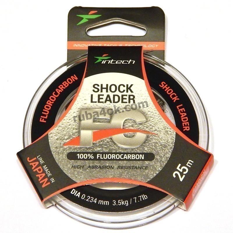 Флюорокарбон Intech Shock Leader 0.234 (25m)