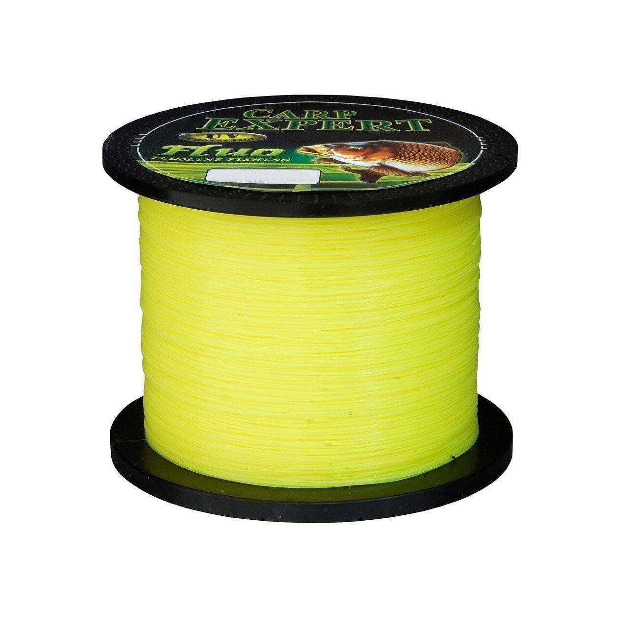 Леска фидерная Carp Expert UV Fluo Yellow 1000м