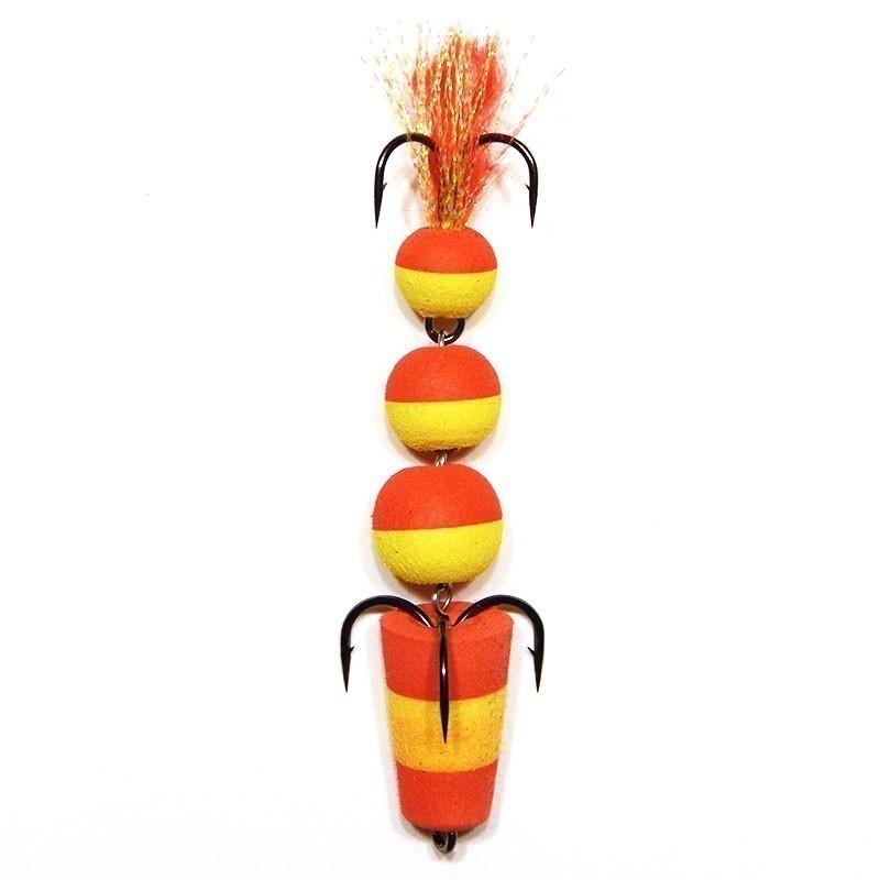 Мандула цвет №4 шарики
