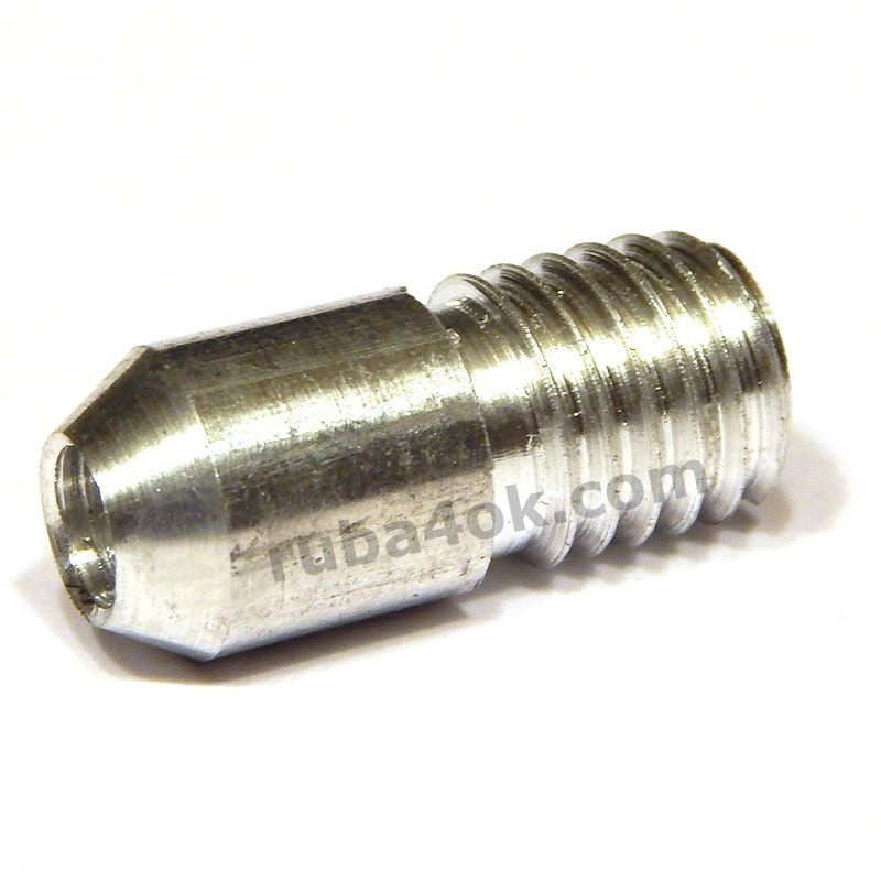 Насадка на алюминиевый шприц Буг