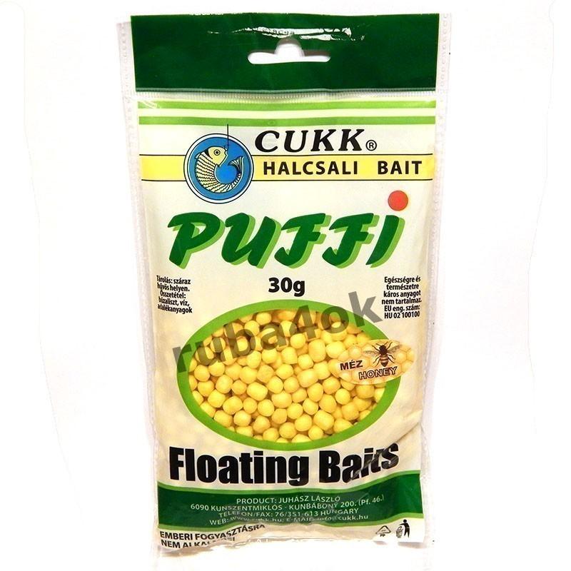 Воздушное тесто Cukk Puffi Honey (мед)