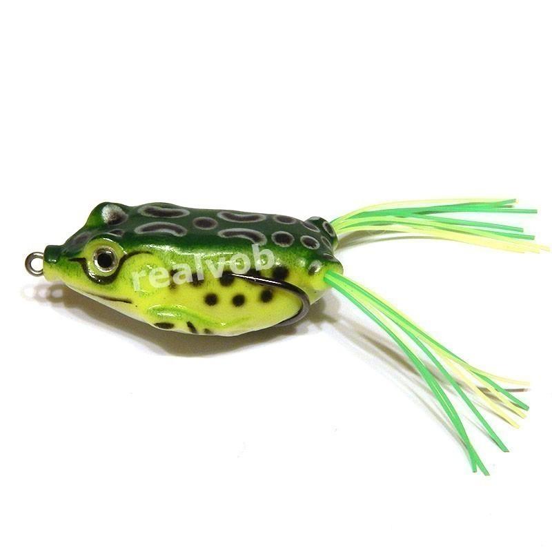 Лягушка Realvob Frog цвет 002