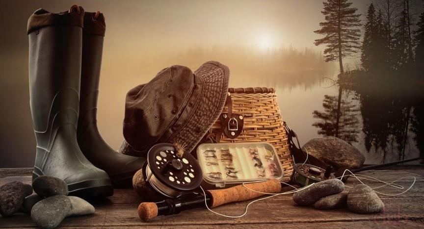 Как выбрать подарок рыбаку?