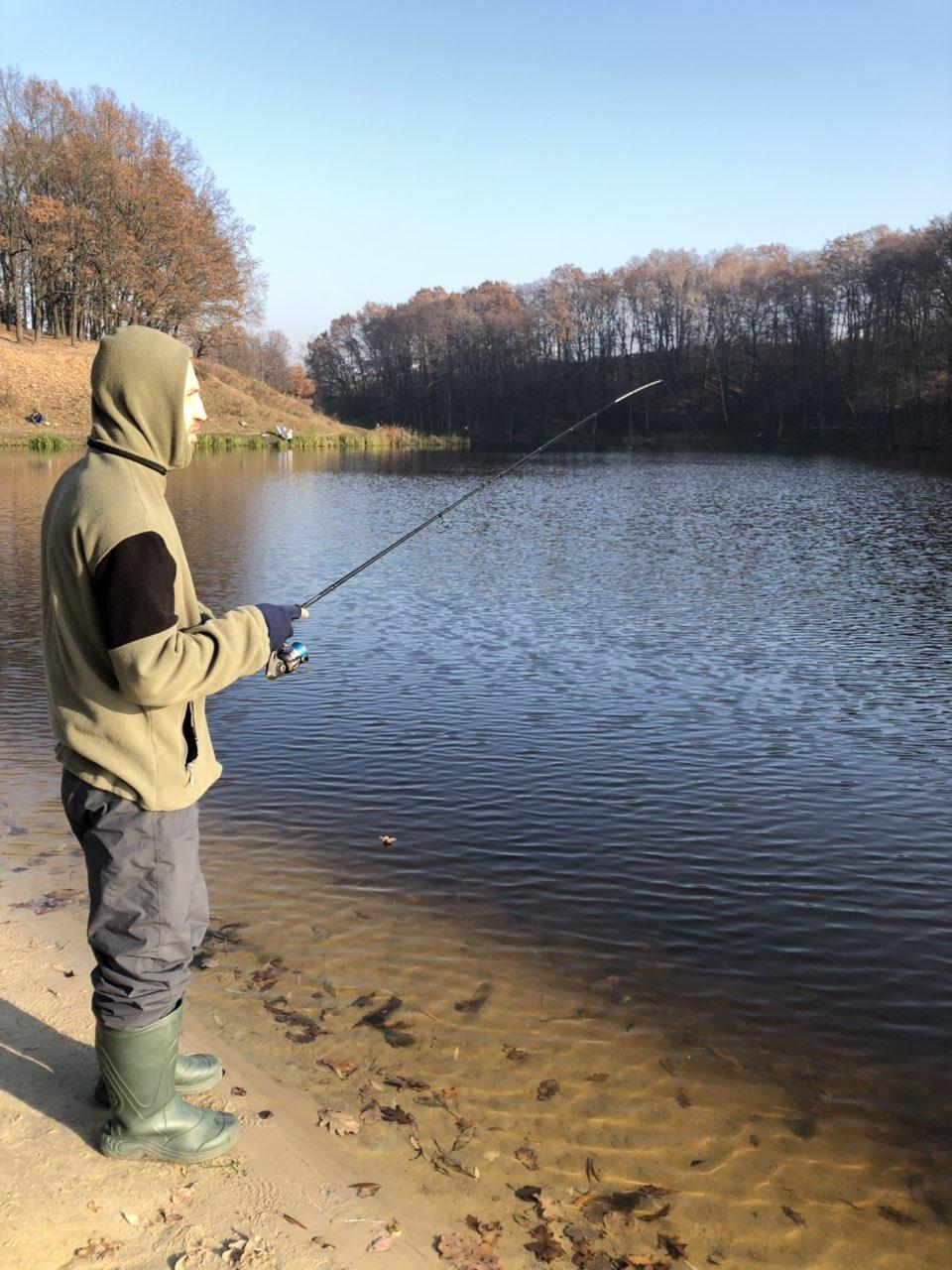 Рыбалка подходит к завершению