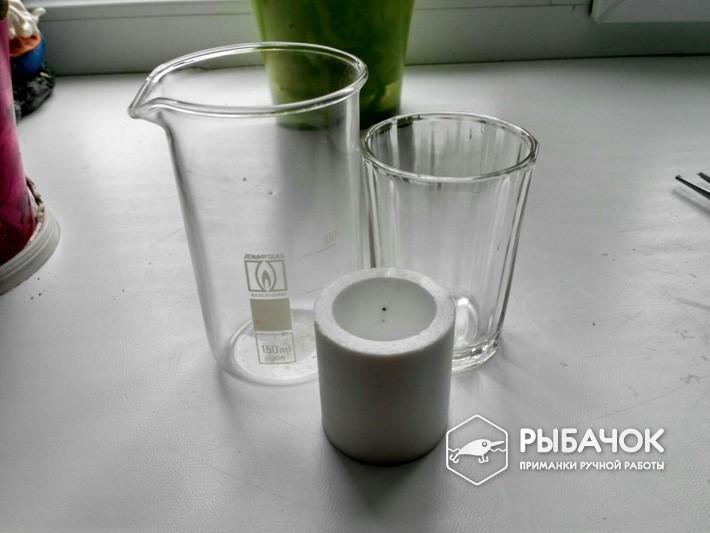 В чем нагревать силикон?