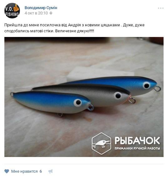 Отзыв Владимир Сумин